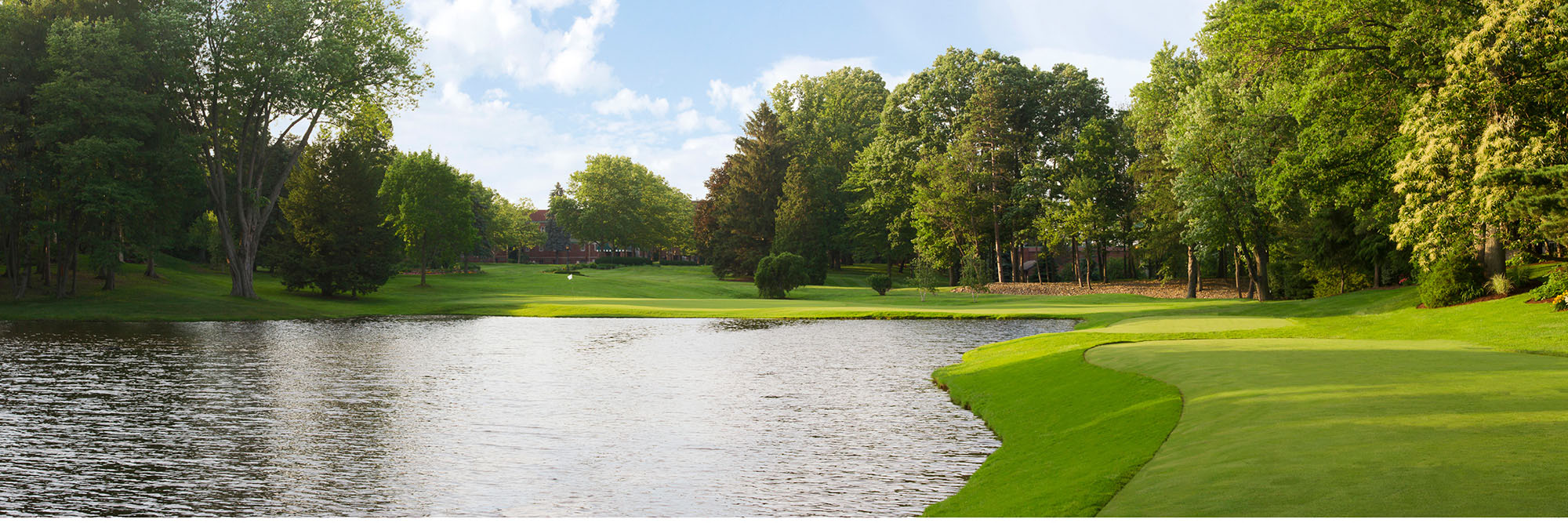 Golf Course Image - Glenmoor Country Club No. 7
