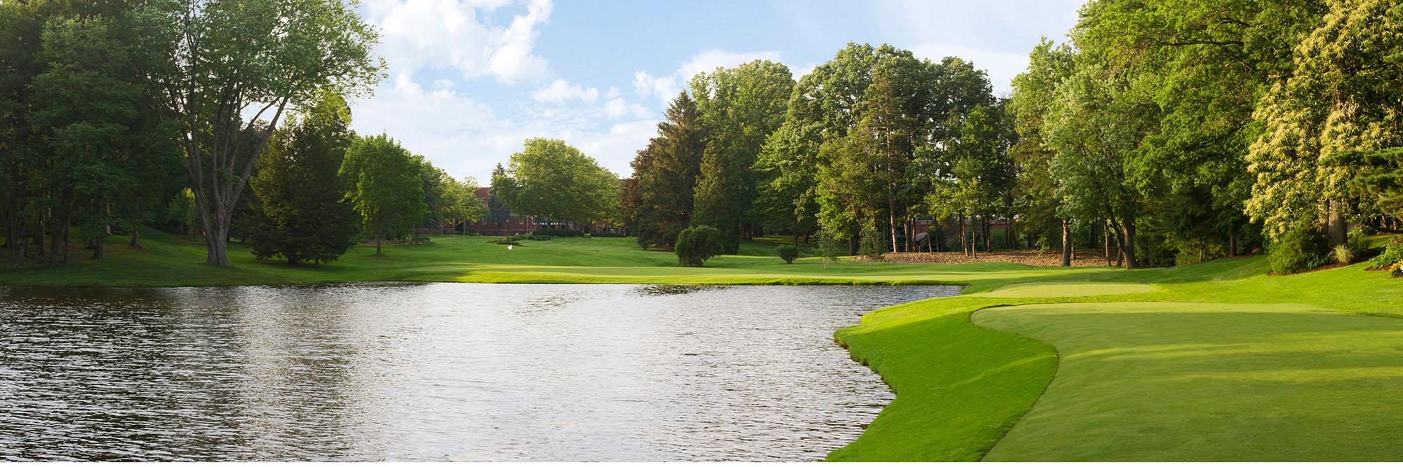 Golf Course Image - Glenmoor Country Club No. 7