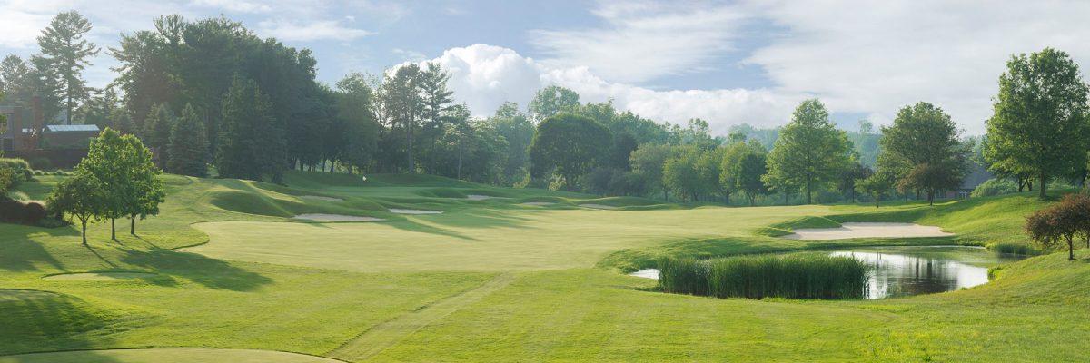 Glenmoor Country Club No. 9