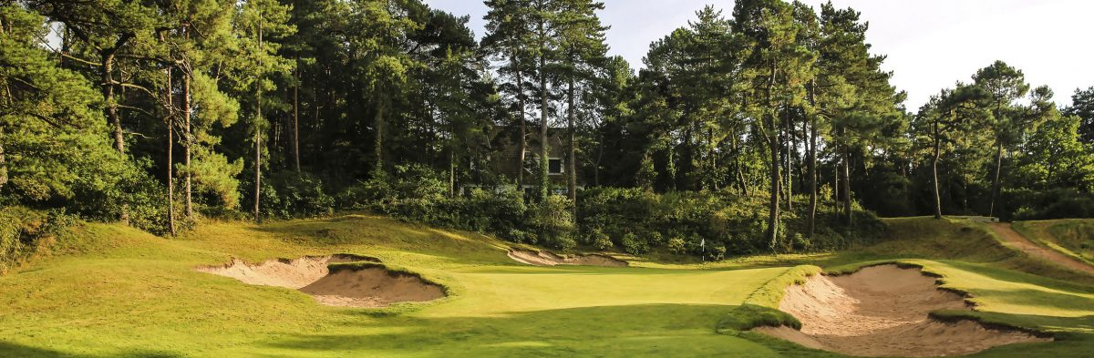 Golf d'Hardelot Les Pins No. 14