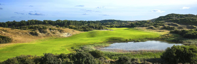 Golf Course Image - Golf De Belle Dune No. 9