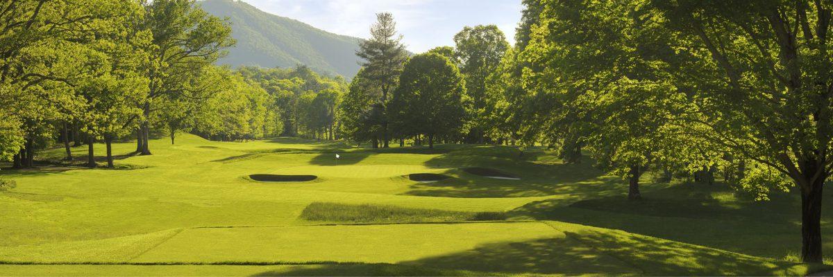 The Greenbrier Meadows Course No. 10
