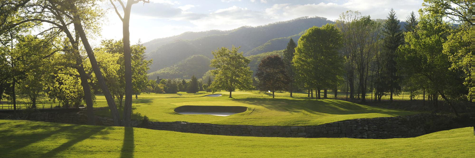 Golf Course Image - The Greenbrier Meadows Course No. 11