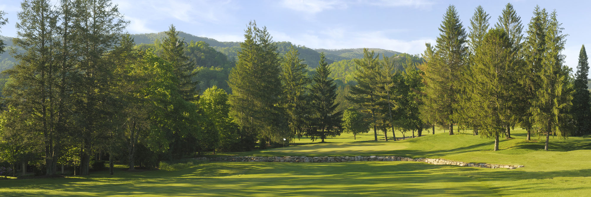 Golf Course Image - The Greenbrier Meadows Course No. 14
