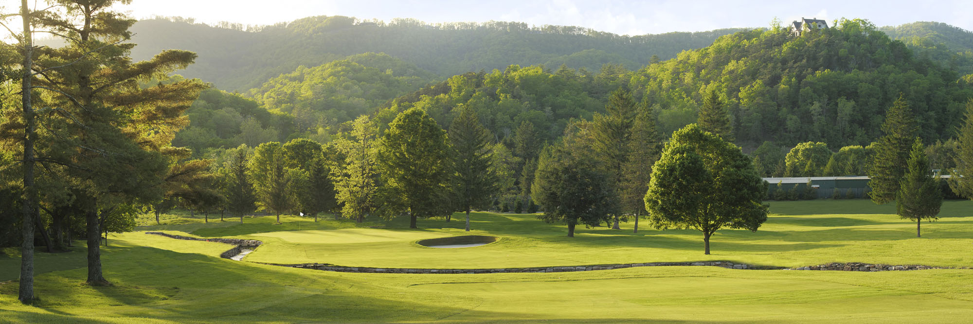 Golf Course Image - The Greenbrier Meadows Course No. 16
