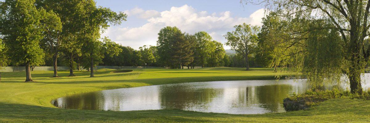 The Greenbrier Meadows Course No. 1