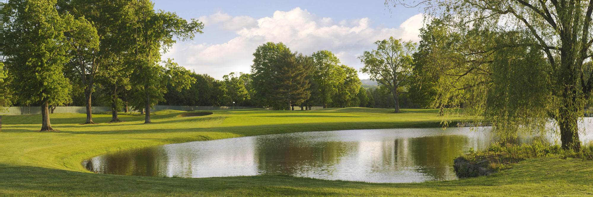 Golf Course Image - The Greenbrier Meadows Course No. 1