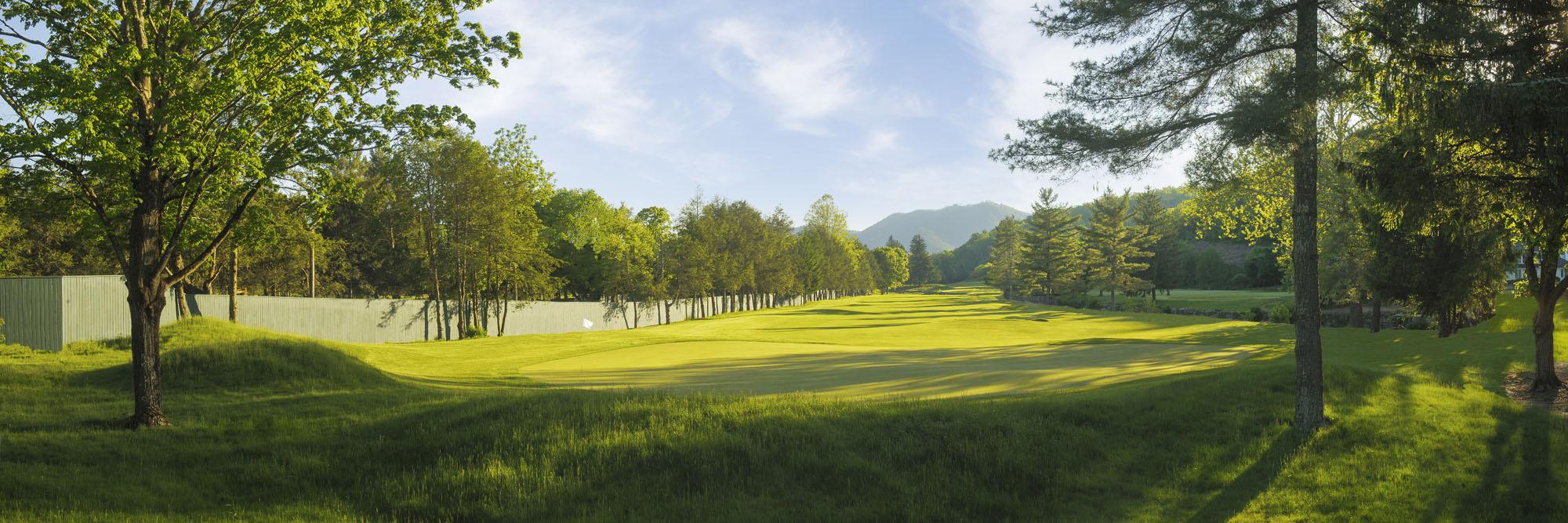 Golf Course Image - The Greenbrier Meadows Course No. 4