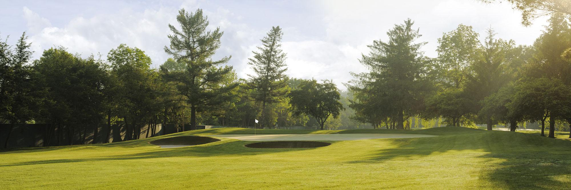 Golf Course Image - The Greenbrier Meadows Course No. 5