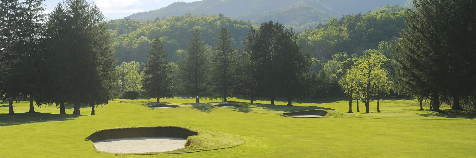 Golf Course Image - The Greenbrier Meadows Course No. 7