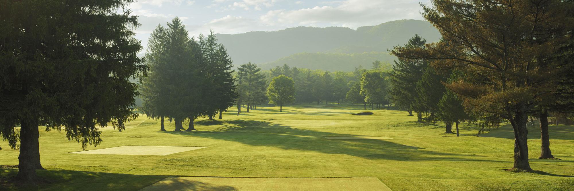 Golf Course Image - The Greenbrier Meadows Course No. 8