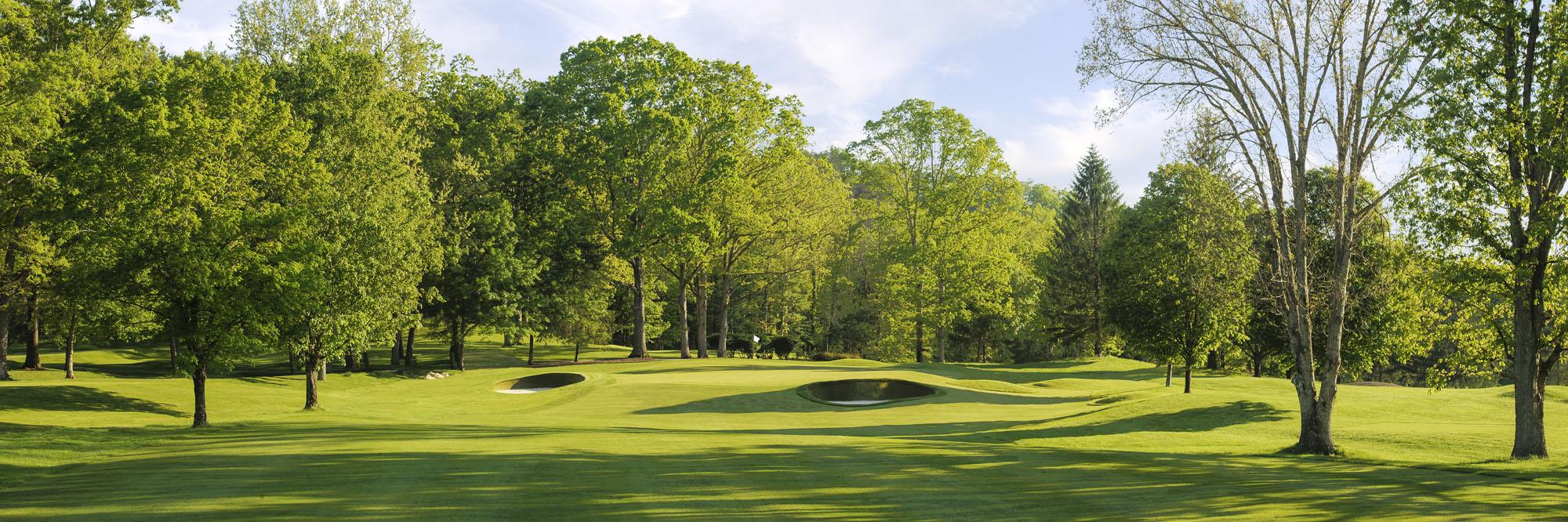 Golf Course Image - The Greenbrier Meadows Course No. 9
