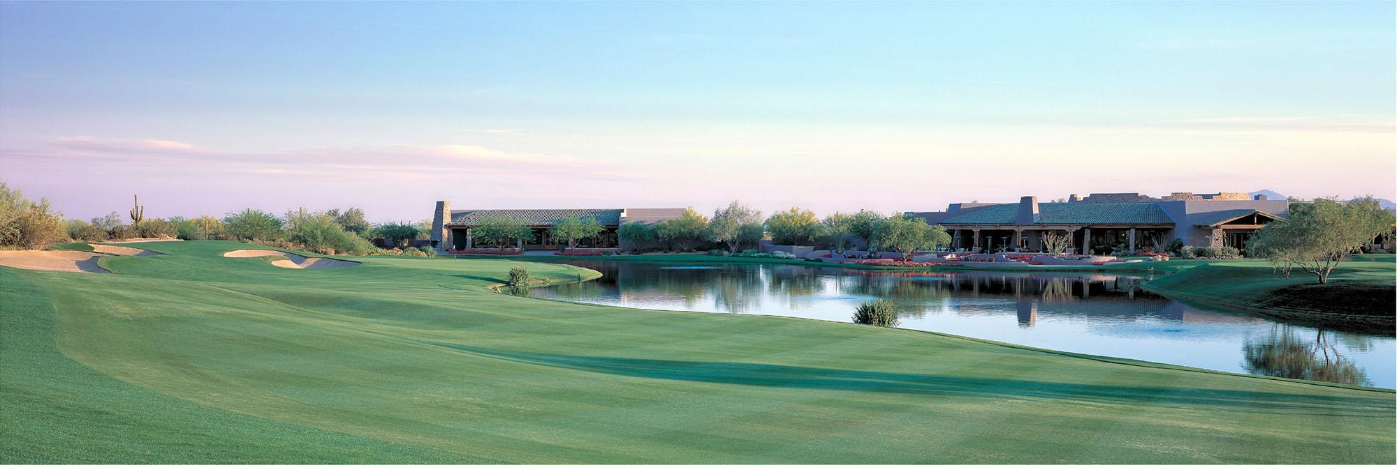 Golf Course Image - Grayhawk Raptor No. 18
