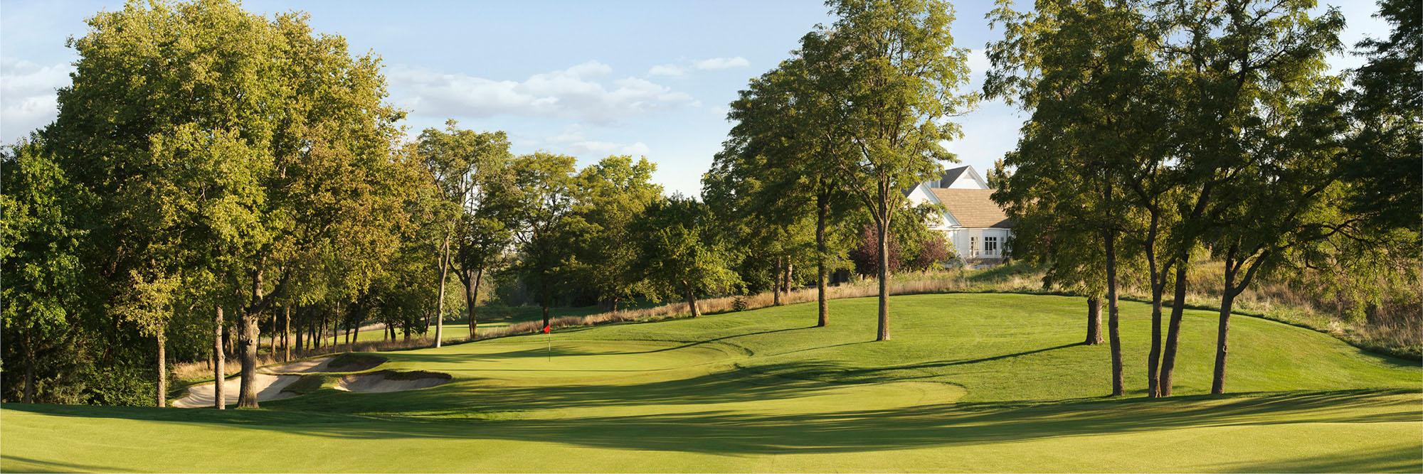 Golf Course Image - Hallbrook No. 12