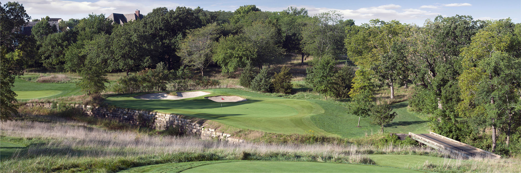 Golf Course Image - Hallbrook No. 15