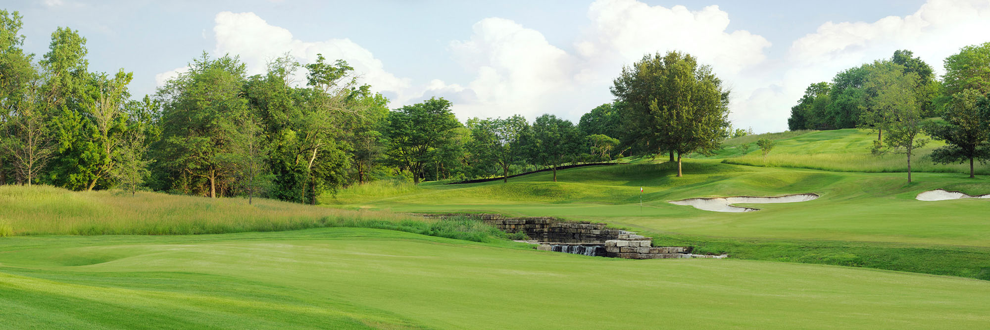 Golf Course Image - Hallbrook No. 18