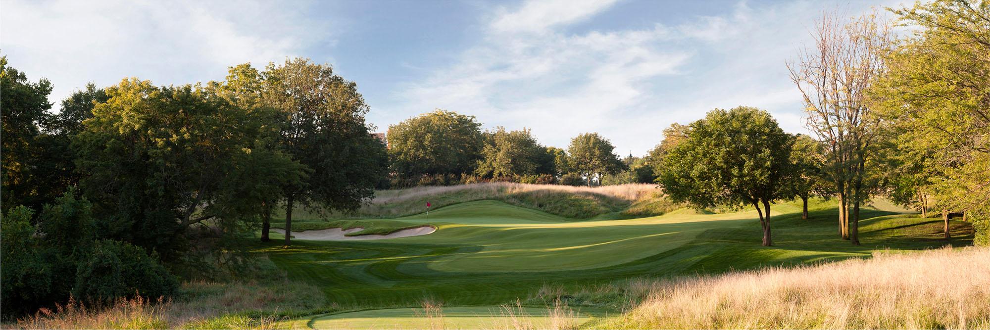 Golf Course Image - Hallbrook No. 2