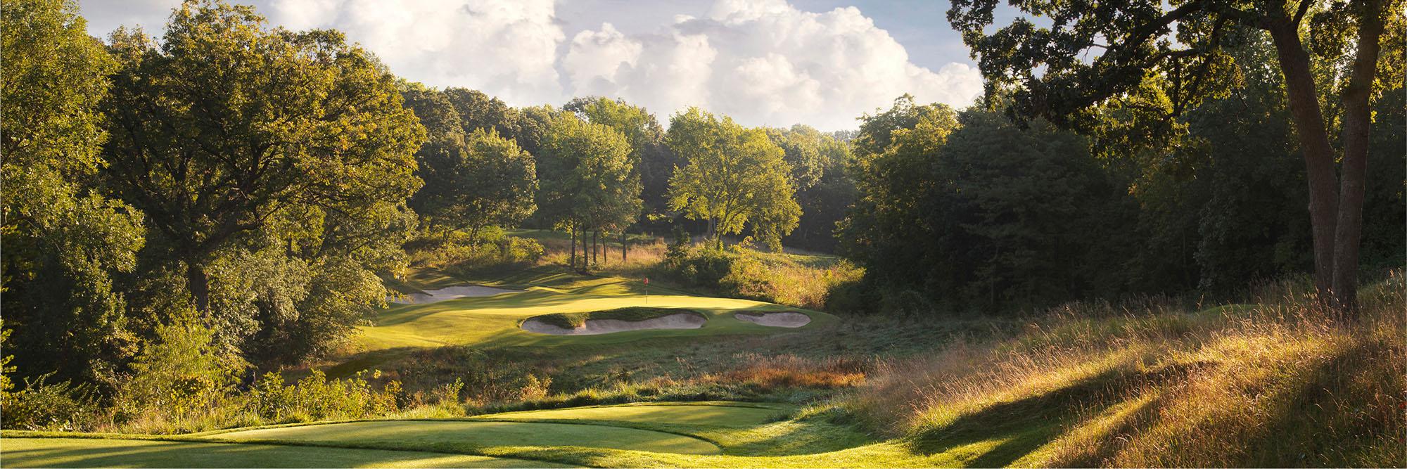 Golf Course Image - Hallbrook No. 6