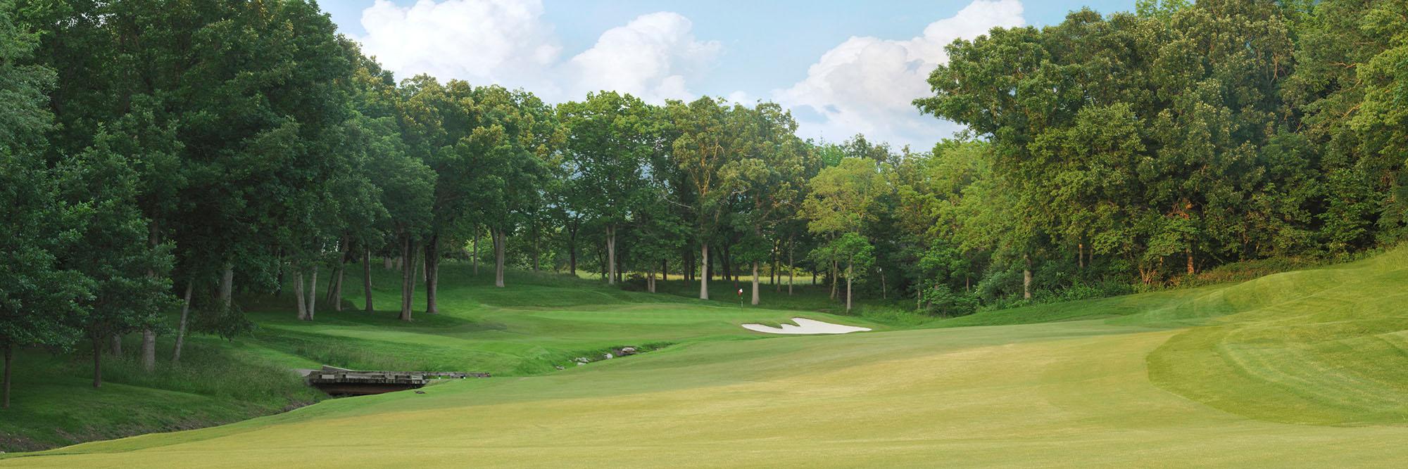 Golf Course Image - Hallbrook No. 7