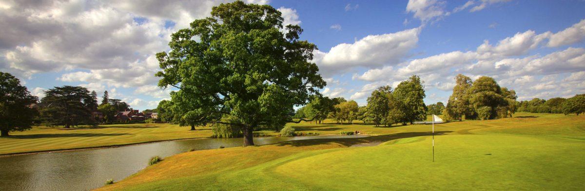 Hanbury Manor Golf & Country Club No. 17