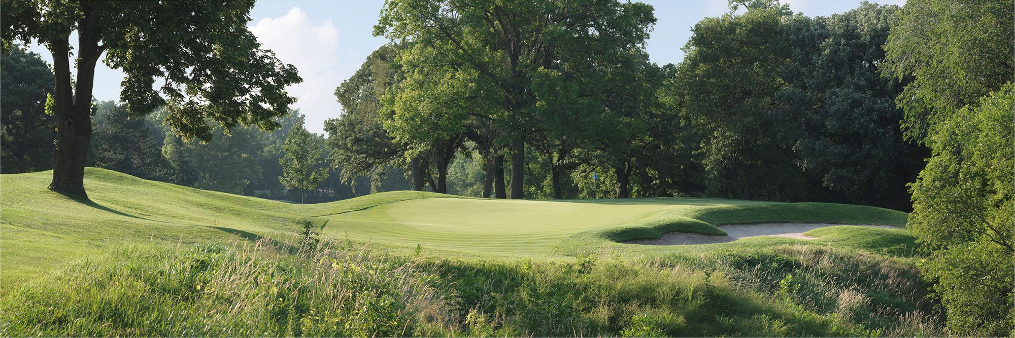 Golf Course Image - Happy Hollow Golf Club No. 3