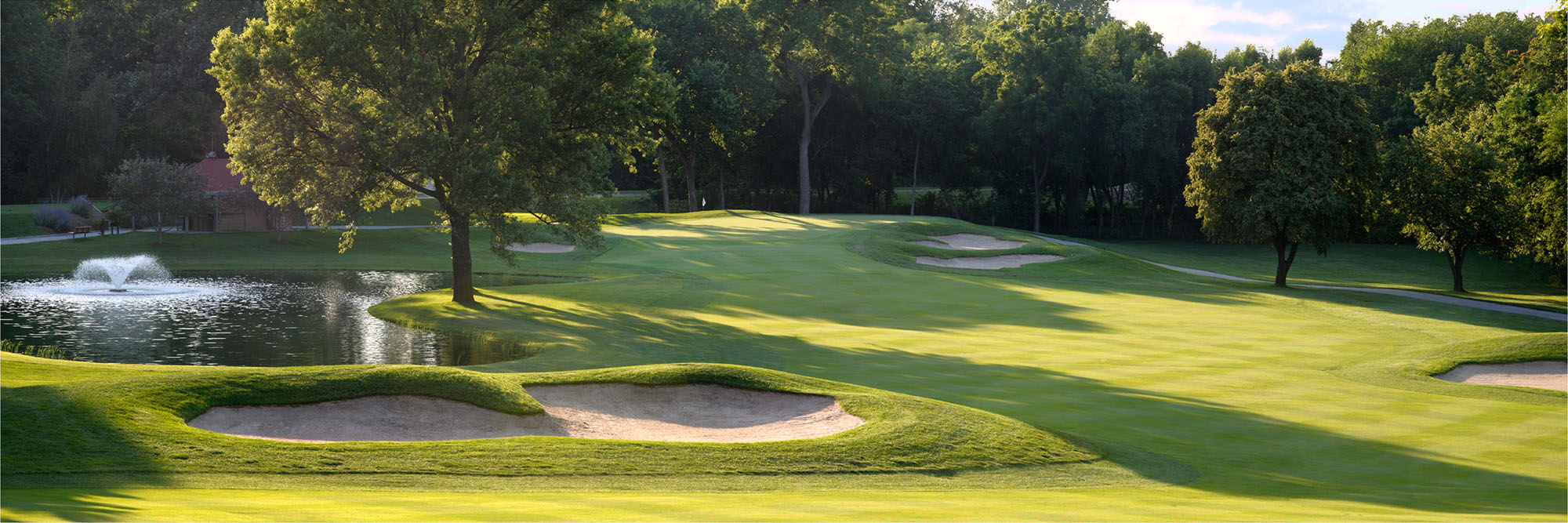 Golf Course Image - Happy Hollow Golf Club No. 4