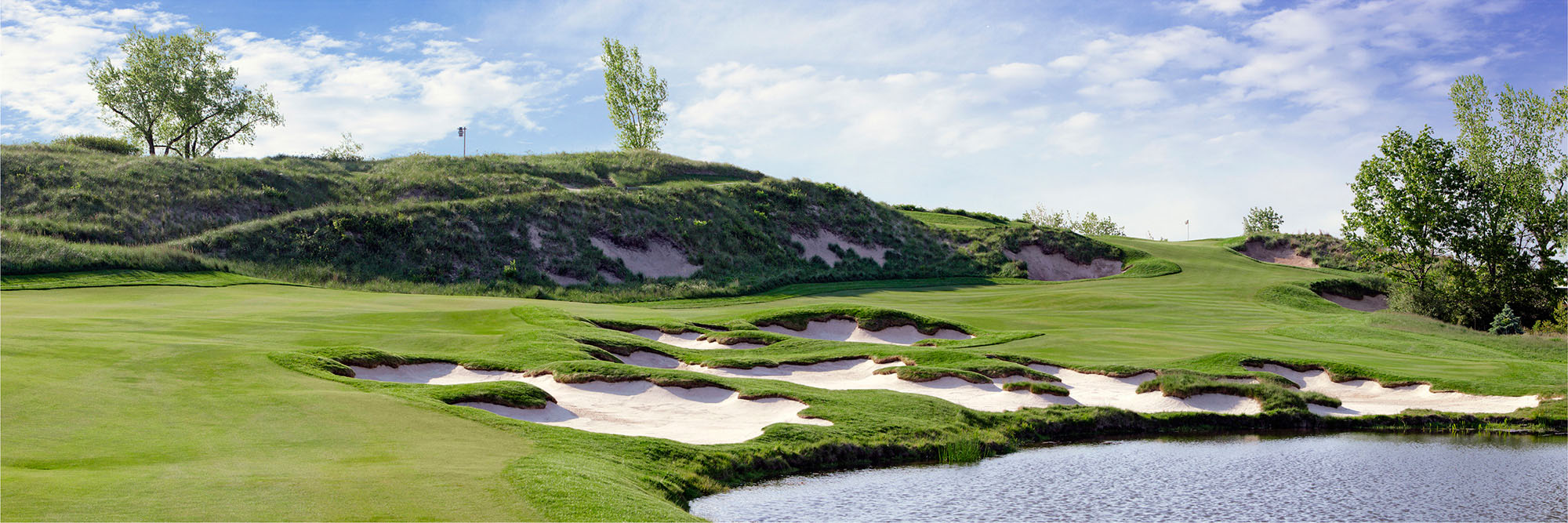 Golf Course Image - Harbor Shores No. 7