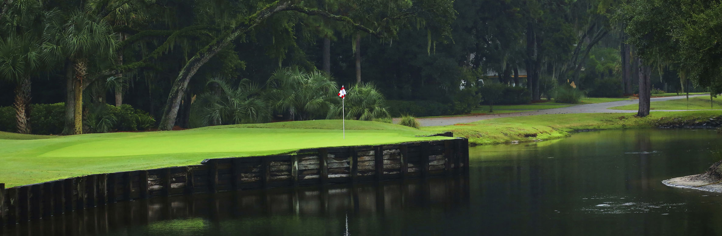 Golf Course Image - Harbour Town Golf Links No. 14
