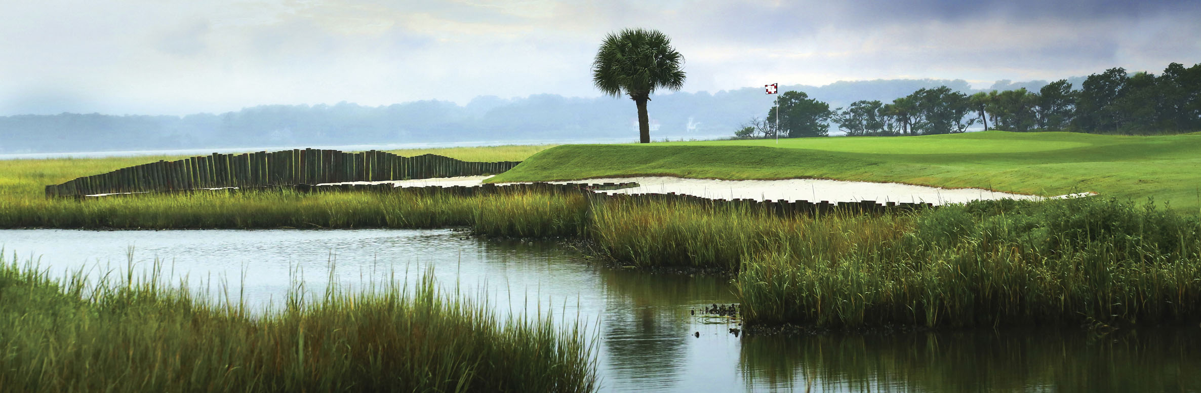 Golf Course Image - Harbour Town Golf Links No. 17