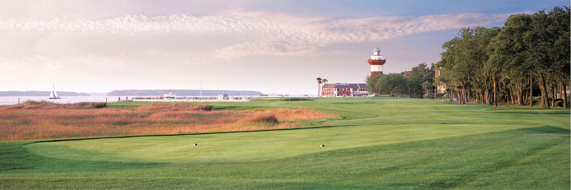 Golf Course Image - Harbour Town No. 18