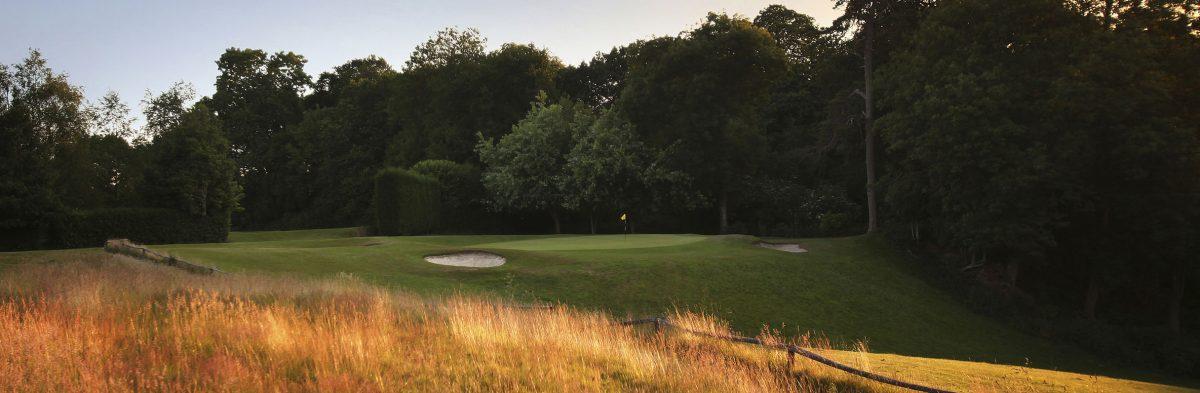 Haywards Heath Golf Club No. 7