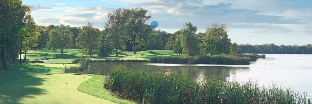Hazeltine National Golf Club No. 16