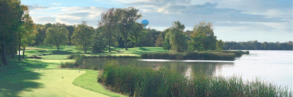Hazeltine National Golf Club No. 16