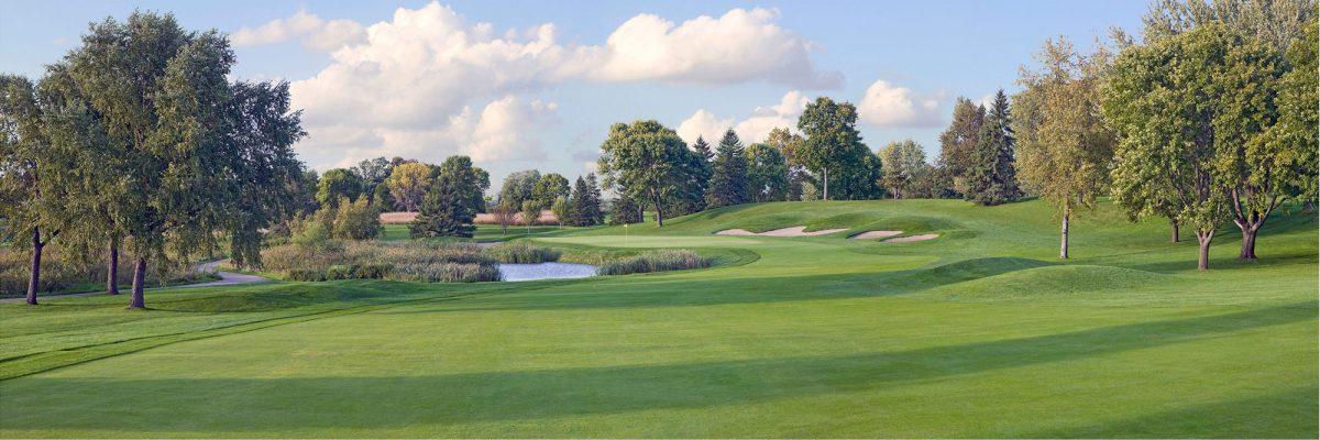 Hazeltine National Golf Club No. 7