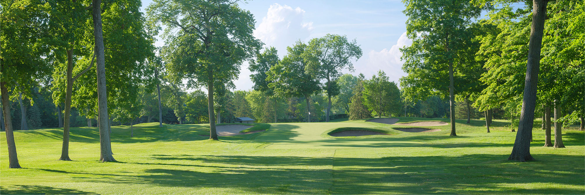 Golf Course Image - Hazeltine No. 4