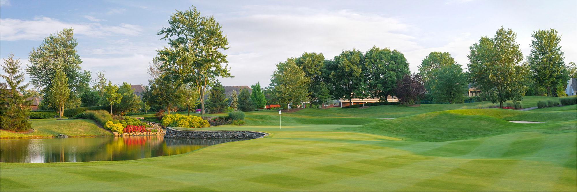 Golf Course Image - Heritage Club No. 18