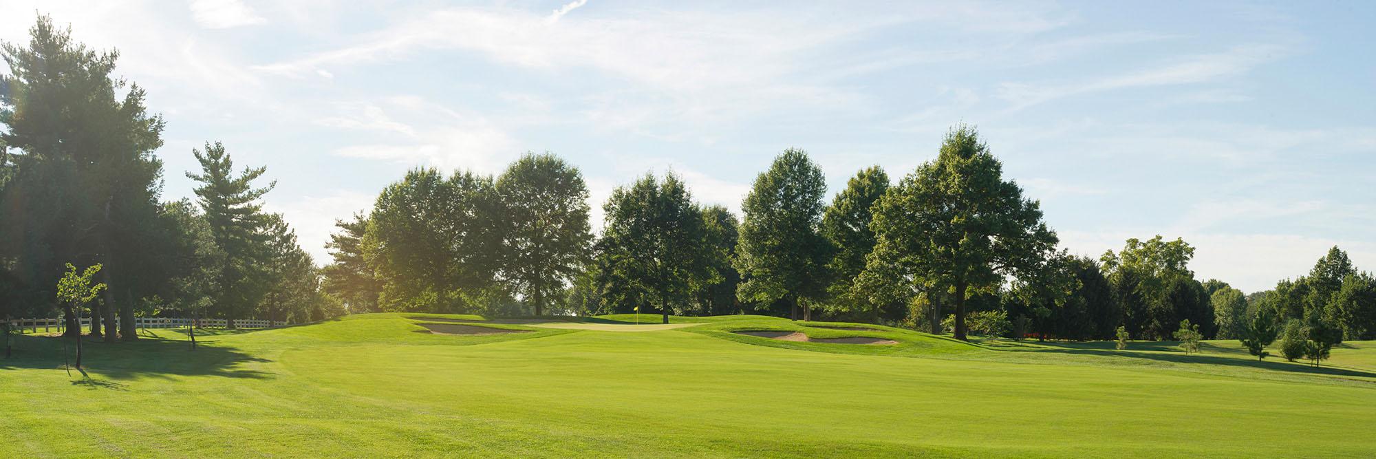 Golf Course Image - Hickory Hills No. 10