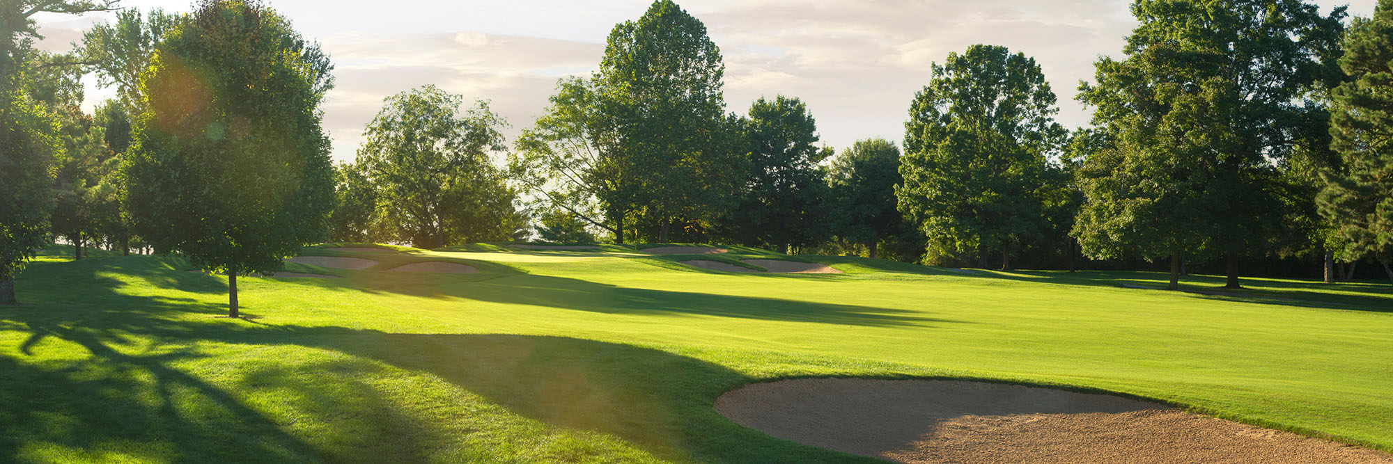 Golf Course Image - Hickory Hills No. 13