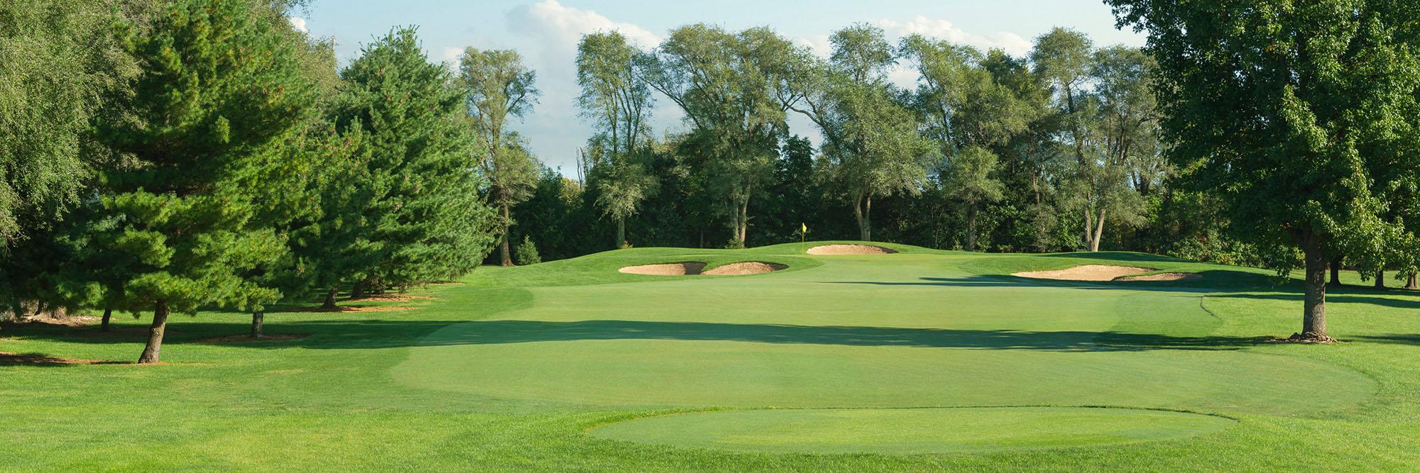 Golf Course Image - Hickory Hills No. 14