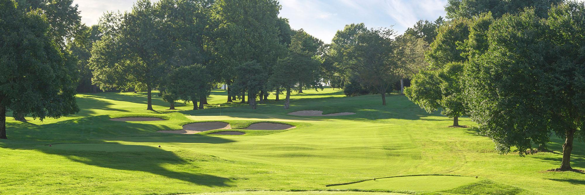 Golf Course Image - Hickory Hills No. 16