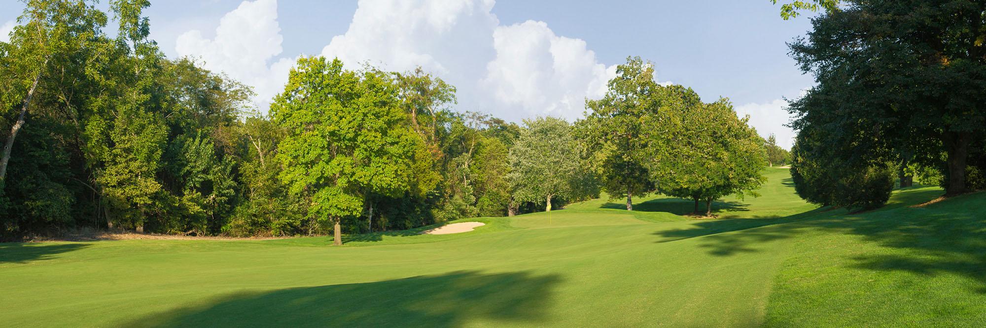 Golf Course Image - Hickory Hills No. 17