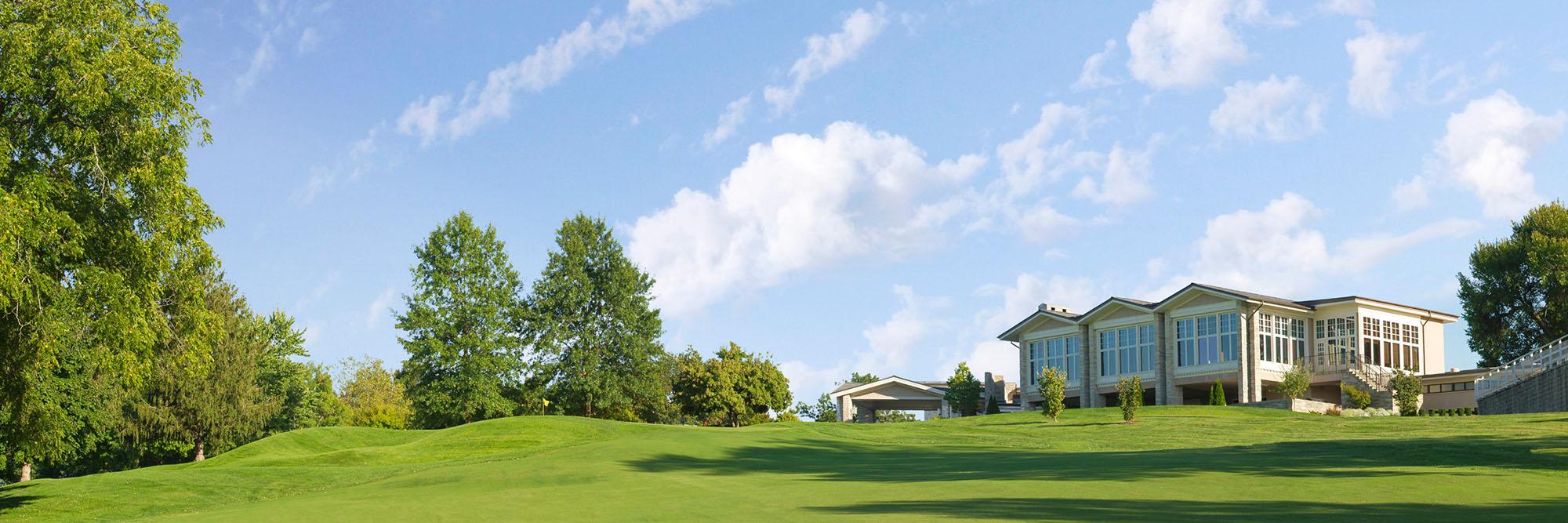 Golf Course Image - Hickory Hills No. 18