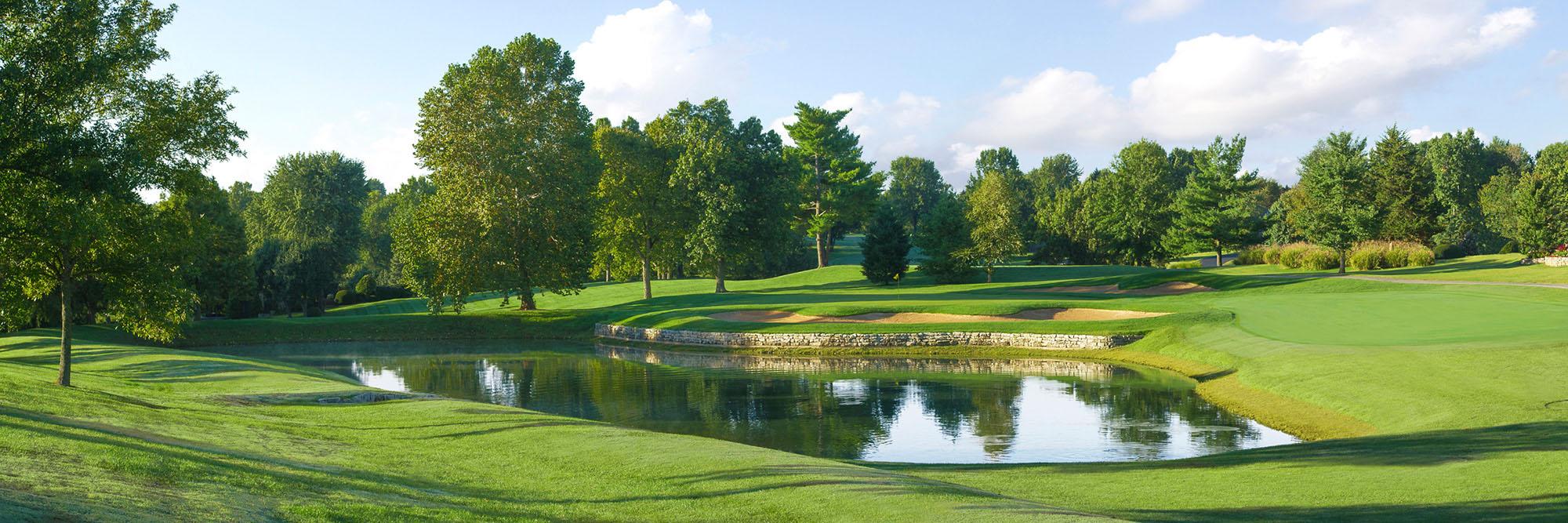Golf Course Image - Hickory Hills No. 2