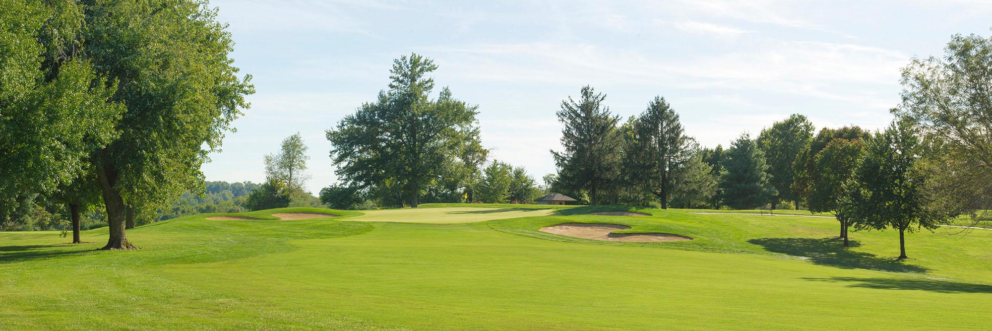 Golf Course Image - Hickory Hills No. 3