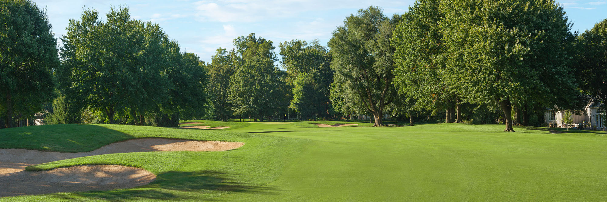 Golf Course Image - Hickory Hills No. 4