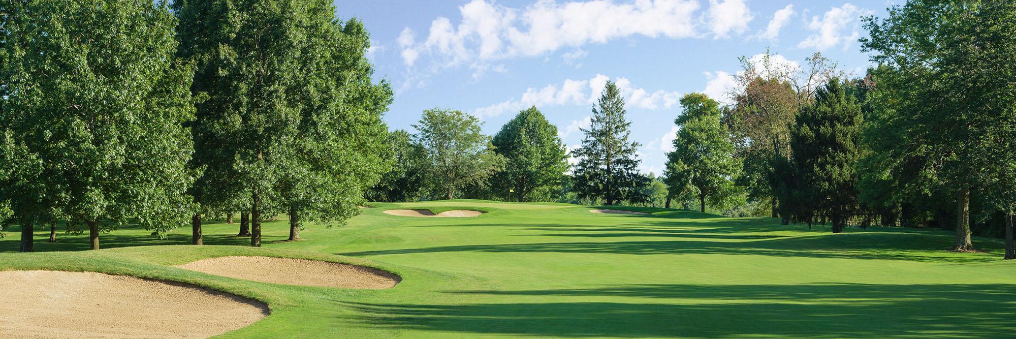 Golf Course Image - Hickory Hills No. 5