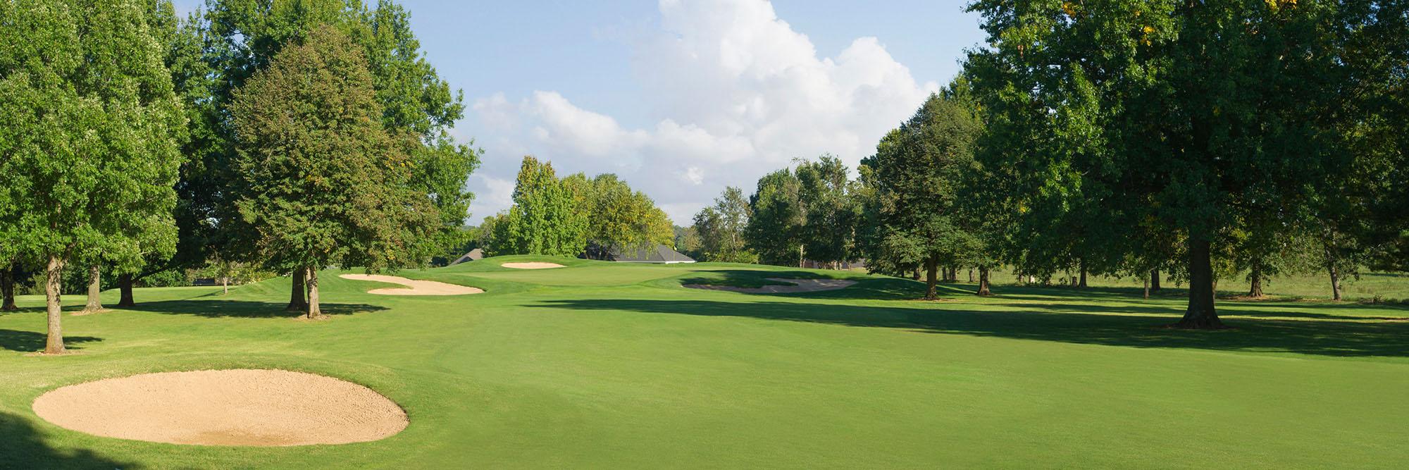 Golf Course Image - Hickory Hills No. 6