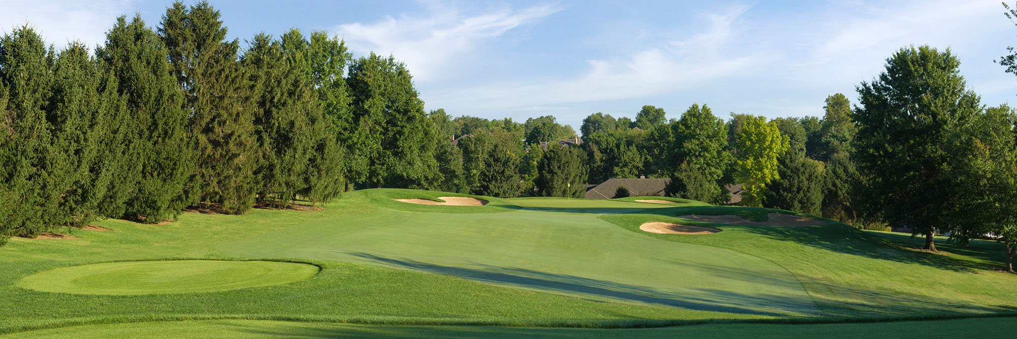 Golf Course Image - Hickory Hills No. 7