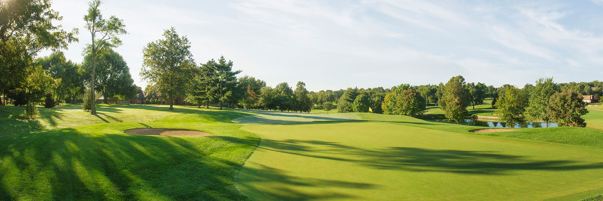 Golf Course Image - Hickory Hills No. 8