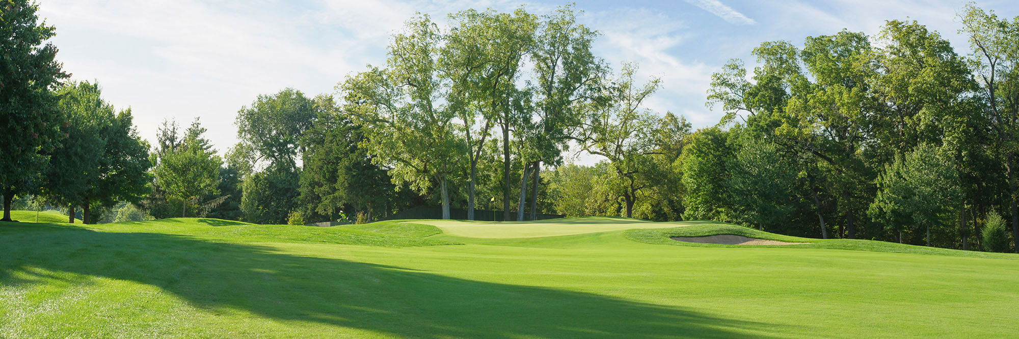 Golf Course Image - Hickory Hills No. 9